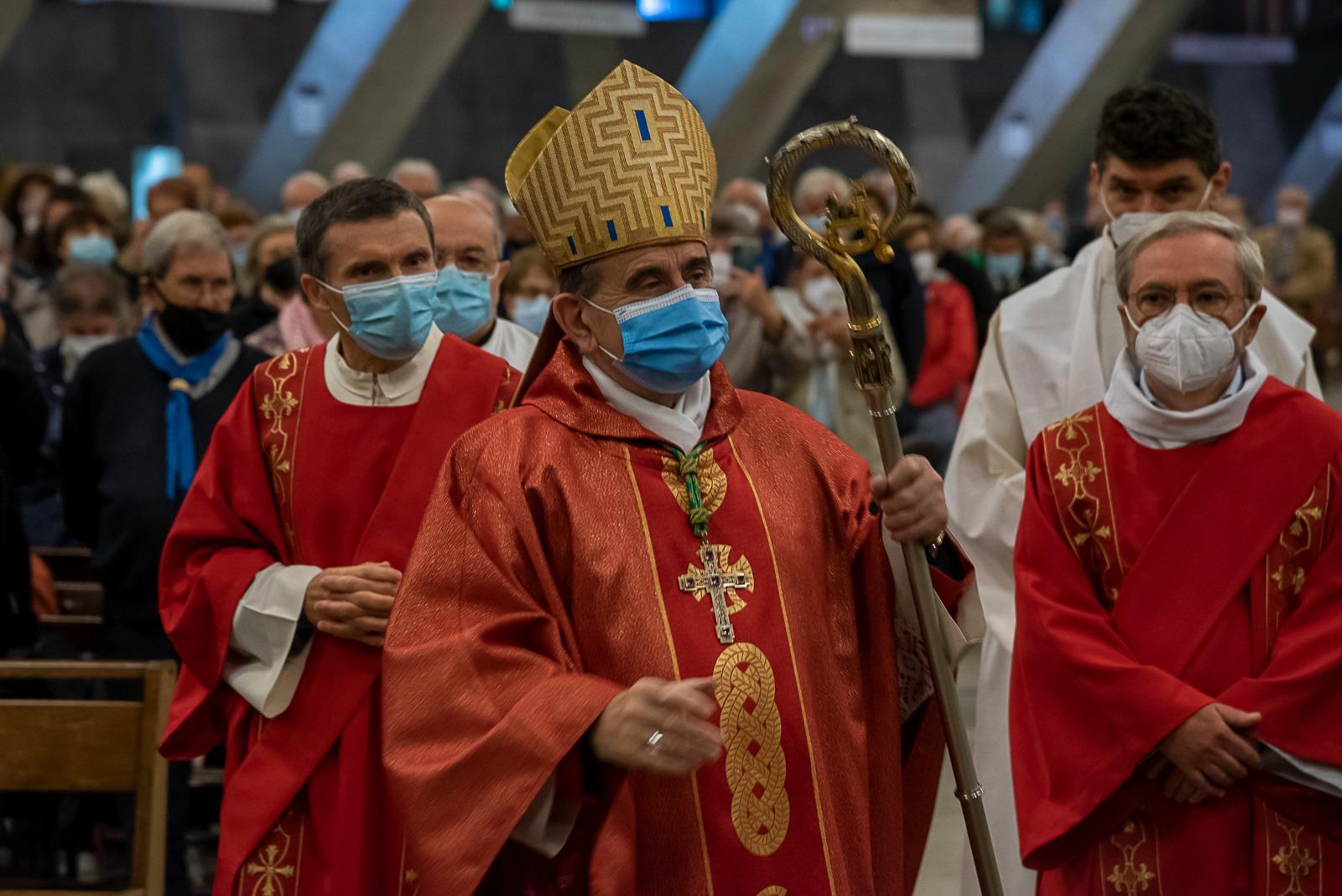 Messa in San Pio X, concluso il pellegrinaggio diocesano