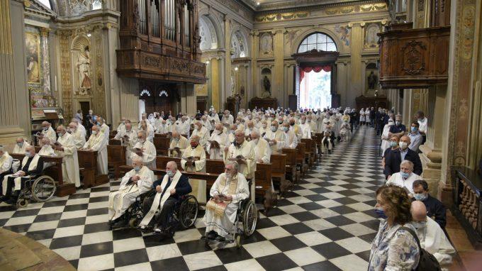 giornata sacerdoti anziani caravaggio