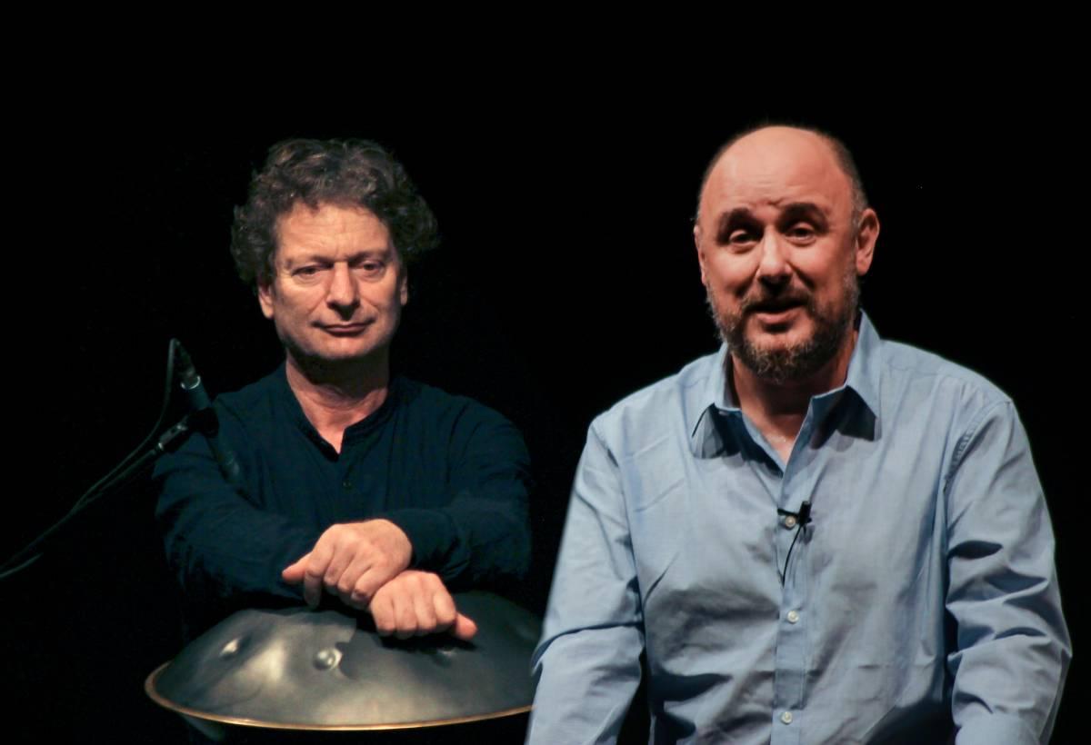 Pierre e Mohamed 3 - COPYRIGHT Carlo Brivio Emi