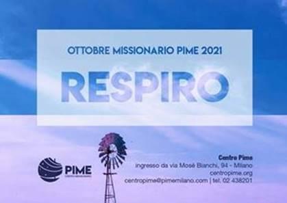 Pime Ottobre missionario 2021