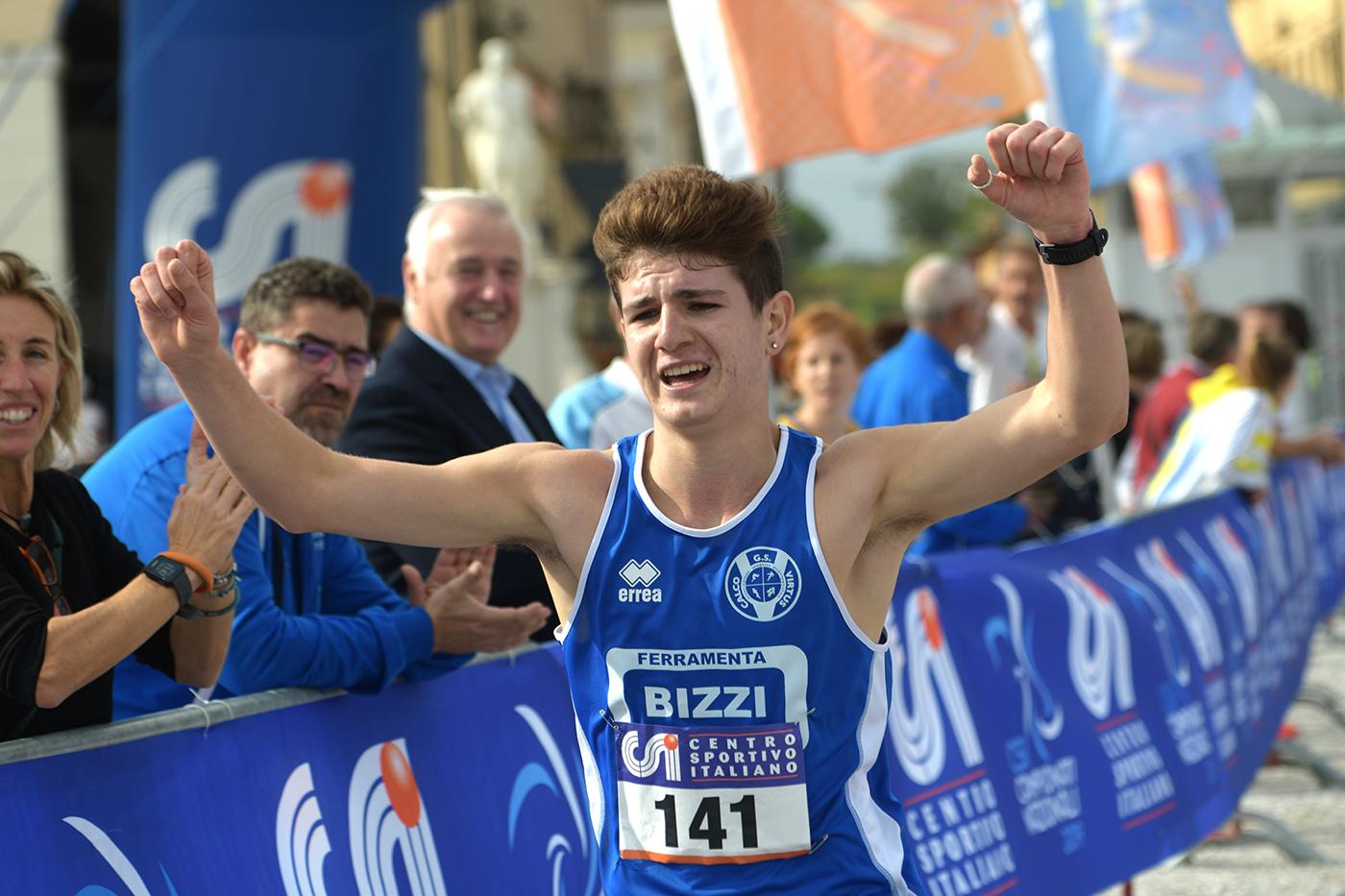 Palmanova (Ud) '8° Campionato Nazionale di Corsa su Strada