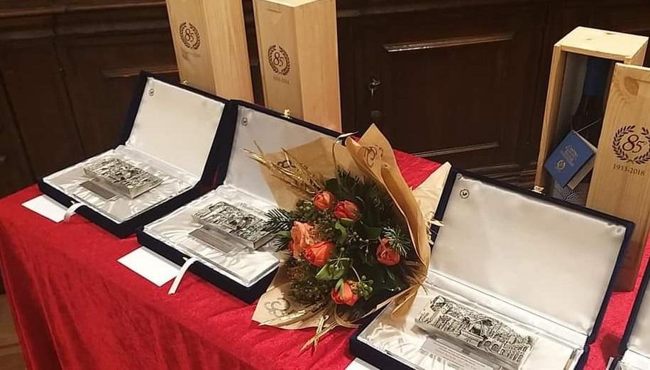 Premio Giornalistico Natale Ucsi_Targhe