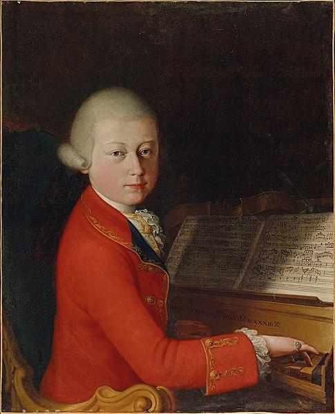 Ritratto_Mozart_13anni_Verona_1770