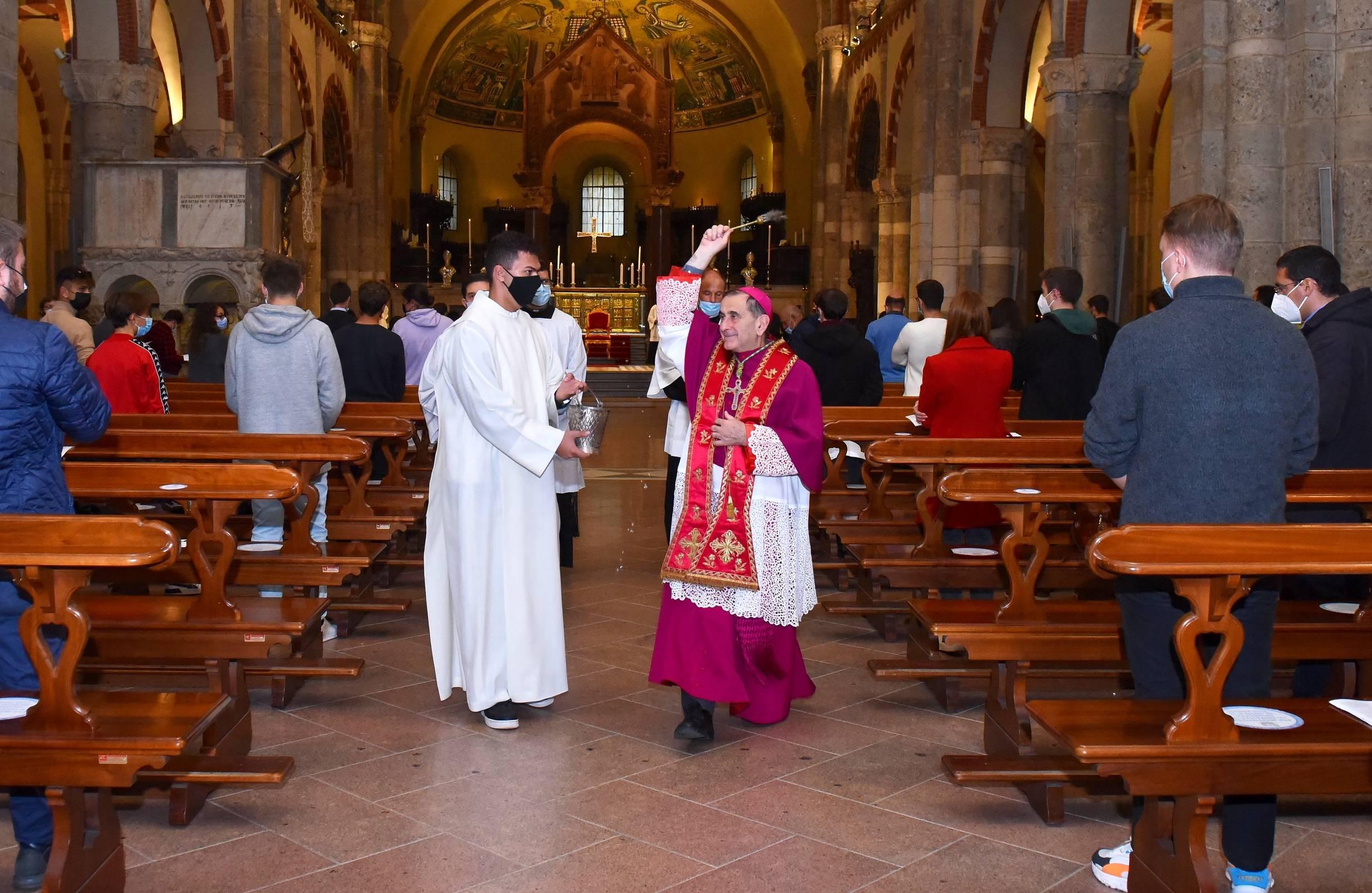 Veglia missionaria diocesana in Duomo