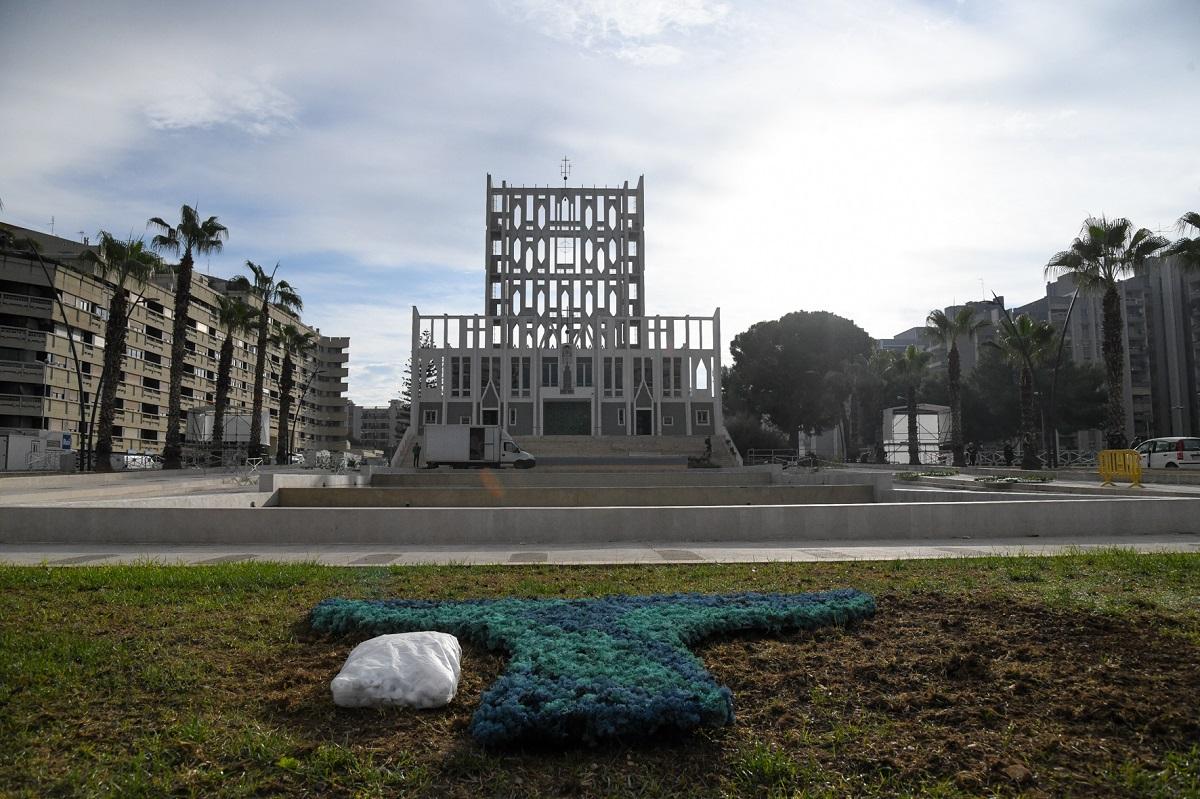 Taranto, 22 ottobre 2021: Settimana sociale, messa di mons. Stef