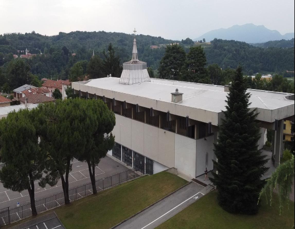 chiesa da Drone