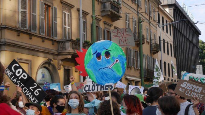 Manifestazione clima